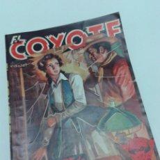 Tebeos: EL COYOTE. 1A. EDICION 1947. Nº 48. EL RESCATE DE GUADALUPE.. Lote 54954692