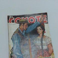 Tebeos: EL COYOTE. 1A. EDICION 1947. Nº 51. EL ULTIMO DE LOS GANDARA.. Lote 54955400