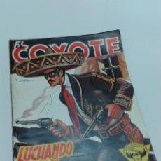 Tebeos: EL COYOTE. 1A. EDICION. Nº 58. LUCHANDO POR SU HIJO.. Lote 54955635