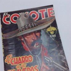 Tebeos: EL COYOTE. 1A. EDICION 1948. Nº 60. EL CHARRO DE LAS CALAVERAS.. Lote 54955773
