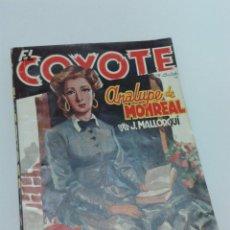 Tebeos: EL COYOTE. 1A. EDICION 1948. Nº 61. ANALUPE DE MONREAL.. Lote 54955819