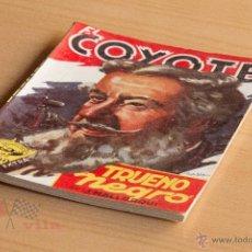 Tebeos: EL COYOTE - EXTRAORDINARIO Nº 7 - TRUENO NEGRO - 1ª EDICIÓN 1946. Lote 55026335