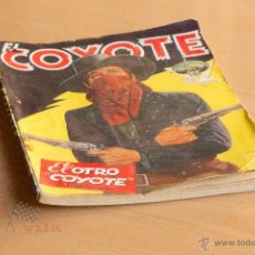 Tebeos: EL COYOTE - Nº 6 - EL OTRO COYOTE. Lote 55048391