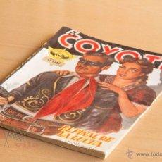 Tebeos: EL COYOTE - Nº 14 - EL FINAL DE LA LUCHA. Lote 55048833