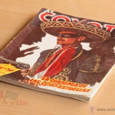 Tebeos: EL COYOTE - Nº 15 - LA DIADEMA DE LAS OCHO ESTRELLAS. Lote 55048925