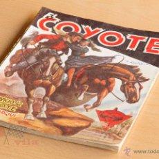 Tebeos: EL COYOTE - Nº 22 - AL SERVICIO DEL COYOTE. Lote 55049940