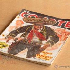 Tebeos: EL COYOTE - Nº 28 - CUANDO EL COYOTE CASTIGA - 1ª EDICIÓN 1946. Lote 55051794