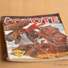 Tebeos: EL COYOTE - Nº 29 - OTRA VEZ EL COYOTE. Lote 55051807