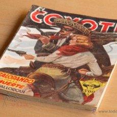 Tebeos: EL COYOTE - Nº 32 - GALOPANDO CON LA MUERTE. Lote 55051850