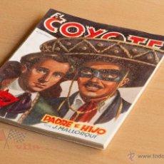 Tebeos: EL COYOTE - Nº 34 - PADRE E HIJO - 1ª EDICIÓN 1946. Lote 55051884