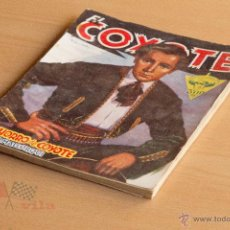 Tebeos: EL COYOTE - Nº 35 - CACHORRO DE COYOTE - 1ª EDICIÓN 1946. Lote 55051899