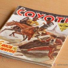 Tebeos: EL COYOTE - Nº 36 - LA ROCA DE LOS MUERTOS - 1ª EDICIÓN 1946. Lote 55051914