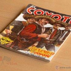 Tebeos: EL COYOTE - Nº 37 - EL ENEMIGO DEL COYOTE - 1ª EDICIÓN 1946. Lote 55051924