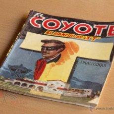 Tebeos: EL COYOTE - Nº 52 - EL RANCHO DE LA T - 1ª EDICIÓN 1947. Lote 55052114