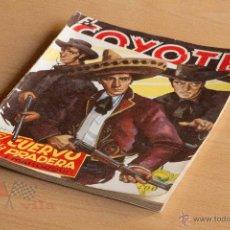 Tebeos: EL COYOTE - Nº 53 - EL CUERVO EN LA PRADERA - 1ª EDICIÓN 1947. Lote 55052128