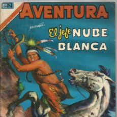 BDs: AVENTURA EL JEFE NUBE BLANCA 919. Lote 56183411
