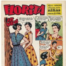 Tebeos: FLORITA Nº 244. CLIPER 1949.. Lote 56508041