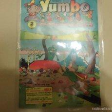 Tebeos: YUMBO Nº 106 EDICIONES CLIPER. Lote 56609112