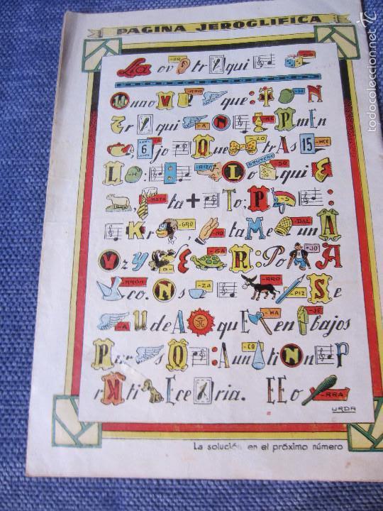 Tebeos: ALMANAQUE YUMBO 1954 - ED. CLIPER- ESCASO - Foto 2 - 85733627