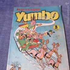 Tebeos: ALMANAQUE YUMBO 1954 - ED. CLIPER- ESCASO. Lote 85733627