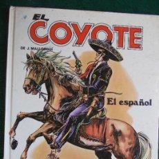 Tebeos: COMIC EL COYOTE TAPA DURA. Lote 56868216