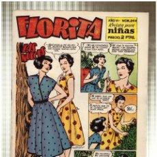 Tebeos: FLORITA Nº 244. CLIPER 1949.. Lote 56964501