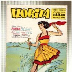 Florita nº 348. Cliper 1949.