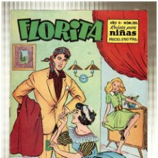 Tebeos: FLORITA Nº 386. CLIPER 1949.. Lote 56993981