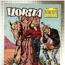 Tebeos: FLORITA Nº 487. CLIPER 1949.. Lote 56994265