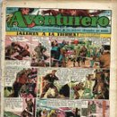 Tebeos: AVENTURERO Nº 7 - ALERTA A LA TIERRA - EDICIONES FUTURO 1953 (CLIPER) - ORIGINAL - VER DESCRIPCION. Lote 57194191