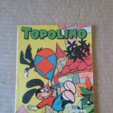 Tebeos: TOPOLINO Nº 9 - LIPER ,GERPLA - ORIGINAL- TA. Lote 57311279