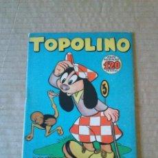 Tebeos: TOPOLINO Nº 8 - LIPER ,GERPLA - ORIGINAL- TA. Lote 57311299