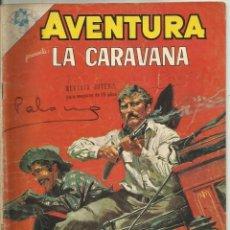 Tebeos: AVENTURA LA CARAVANA. Lote 57628524