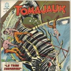 Tebeos: LA TRIBU SUBMARINA DE TOMAJAUK. Lote 57628744