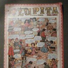 Tebeos: TEBEO - LUPITA Nº 39 - LA TARTA - COLECCIÓN PARA NIÑAS - CLIPER 1950. Lote 58644921