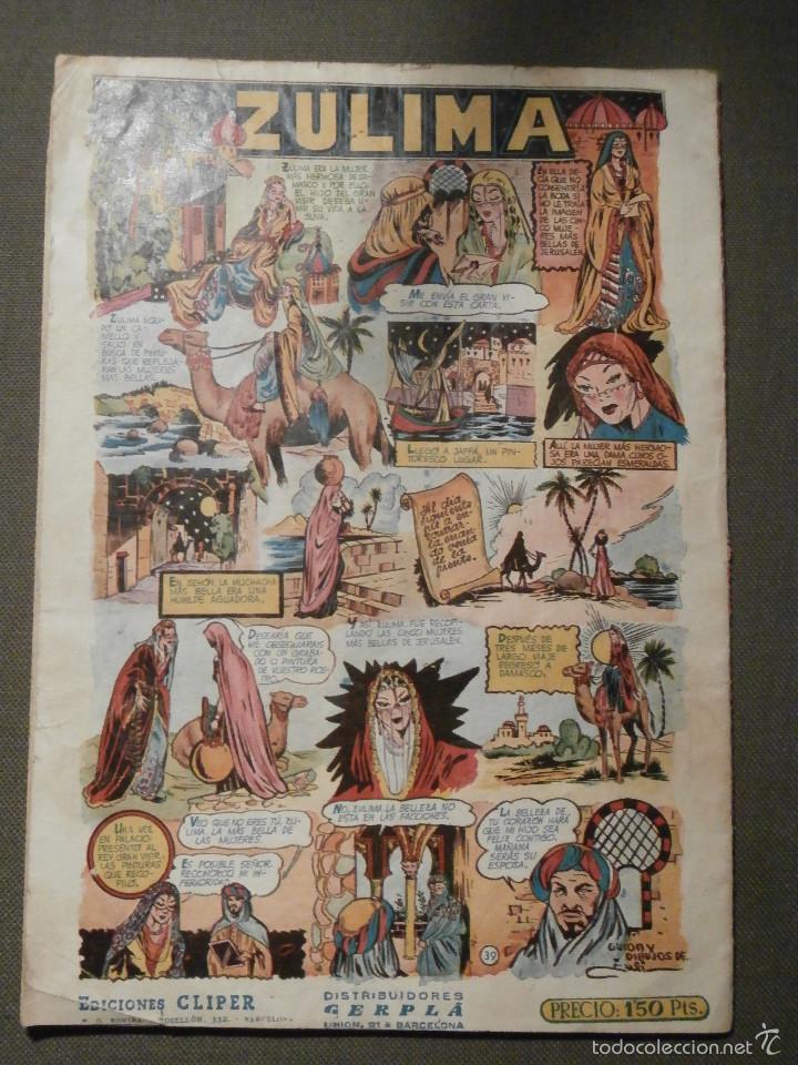 Tebeos: TEBEO - LUPITA Nº 39 - LA TARTA - COLECCIÓN PARA NIÑAS - CLIPER 1950 - Foto 2 - 58644921