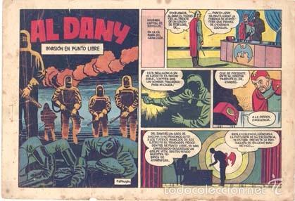 AL DANY Nº 10, ORIGINAL (Tebeos y Comics - Cliper - Otros)
