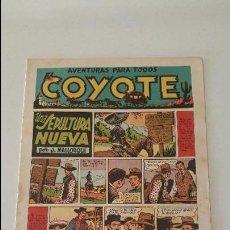 Tebeos: COYOTE - AVENTURAS PARA TODOS - UNA SEPULTURA NUEVA - Nº 7. Lote 59204440