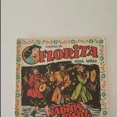 Tebeos: FLORITA CUENTOS - ADIOS 1950 - Nº 65. Lote 59222330