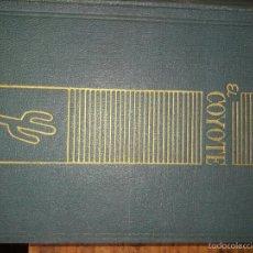 Tebeos: 24 TOMOS TEBEO EL COYOTE 1947. Lote 59352390