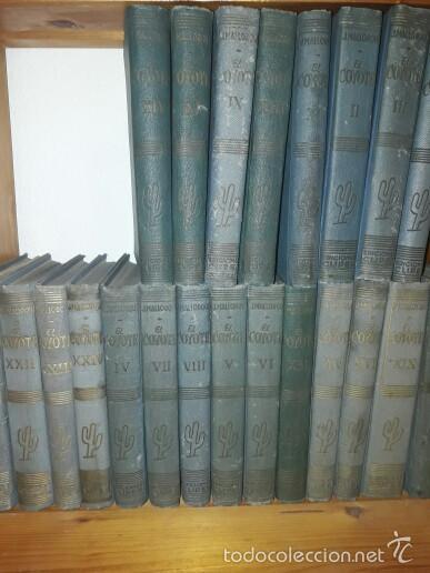 Tebeos: 24 tomos tebeo El Coyote 1947 - Foto 2 - 59352390