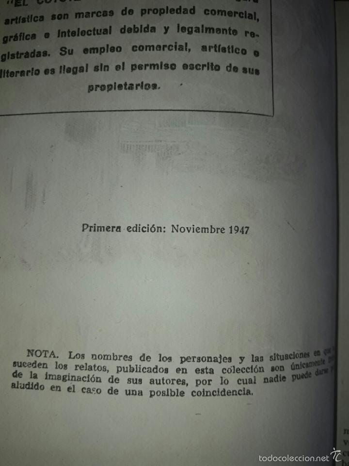 Tebeos: 24 tomos tebeo El Coyote 1947 - Foto 4 - 59352390
