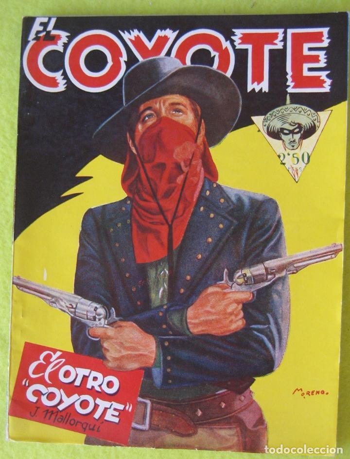 EL COYOTE _ EL OTRO COYOTE _ J. MALLORQUI (Tebeos y Comics - Cliper - El Coyote)