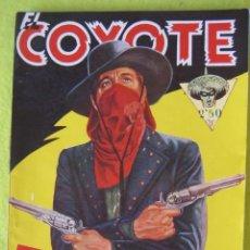 Tebeos: EL COYOTE _ EL OTRO COYOTE _ J. MALLORQUI. Lote 61819432