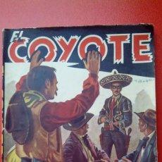 Tebeos: EL COYOTE. Lote 62369960