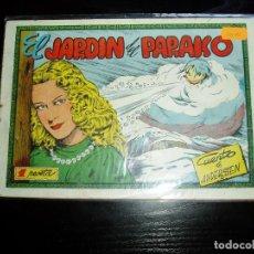 Tebeos: EL JARDIN DEL PARAISO Nº 48. CUADERNOS SELECTOS. GERPLA. ORIGINAL. 1 PTA. Lote 62383544