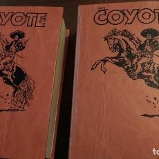 Tebeos: EL COYOTE. VOLUMEN 9 Y 10. POR J. MALLORQUI. Lote 63459544