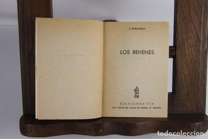 Tebeos: 5062- EL COYOTE. J. MALLORQUI. EDIC. CID. COLECCION DE 47 NUMEROS. 1964. - Foto 3 - 44624342