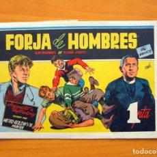 Tebeos: FORJA DE HOMBRES - PELÍCULAS FAMOSAS Nº 16 - EDICIONES CLIPER 1942 . Lote 64464467