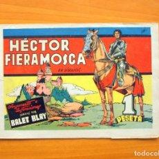 Tebeos: HÉCTOR FIERAMOSCA - PELÍCULAS FAMOSAS Nº 6 - EDICIONES CLIPER 1942 . Lote 64471431